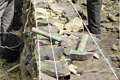 Dry Stone Wall Tools